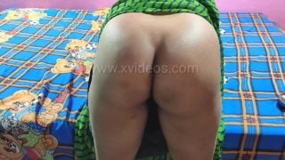Hot anal sex with sexy Indian maid