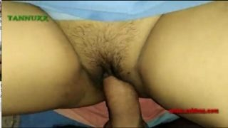 Hairy Indian pussy of sexy desi bhabhi