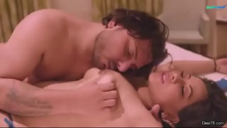 Fun with horny Indian housewife